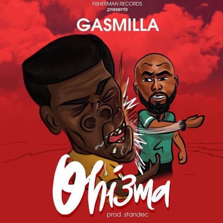 Gasmilla – Ohi3ma (Prod by Standec)