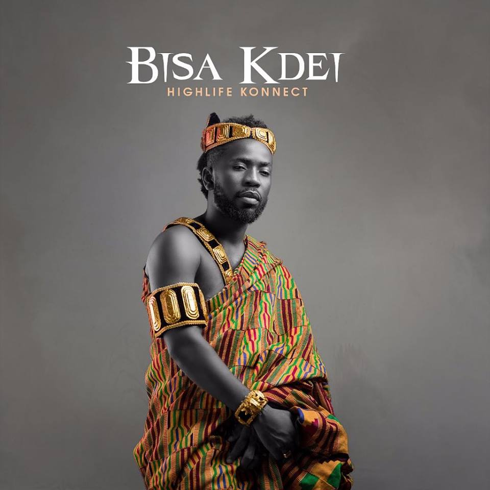 Bisa Kdei Releases Third Album On 21st April
