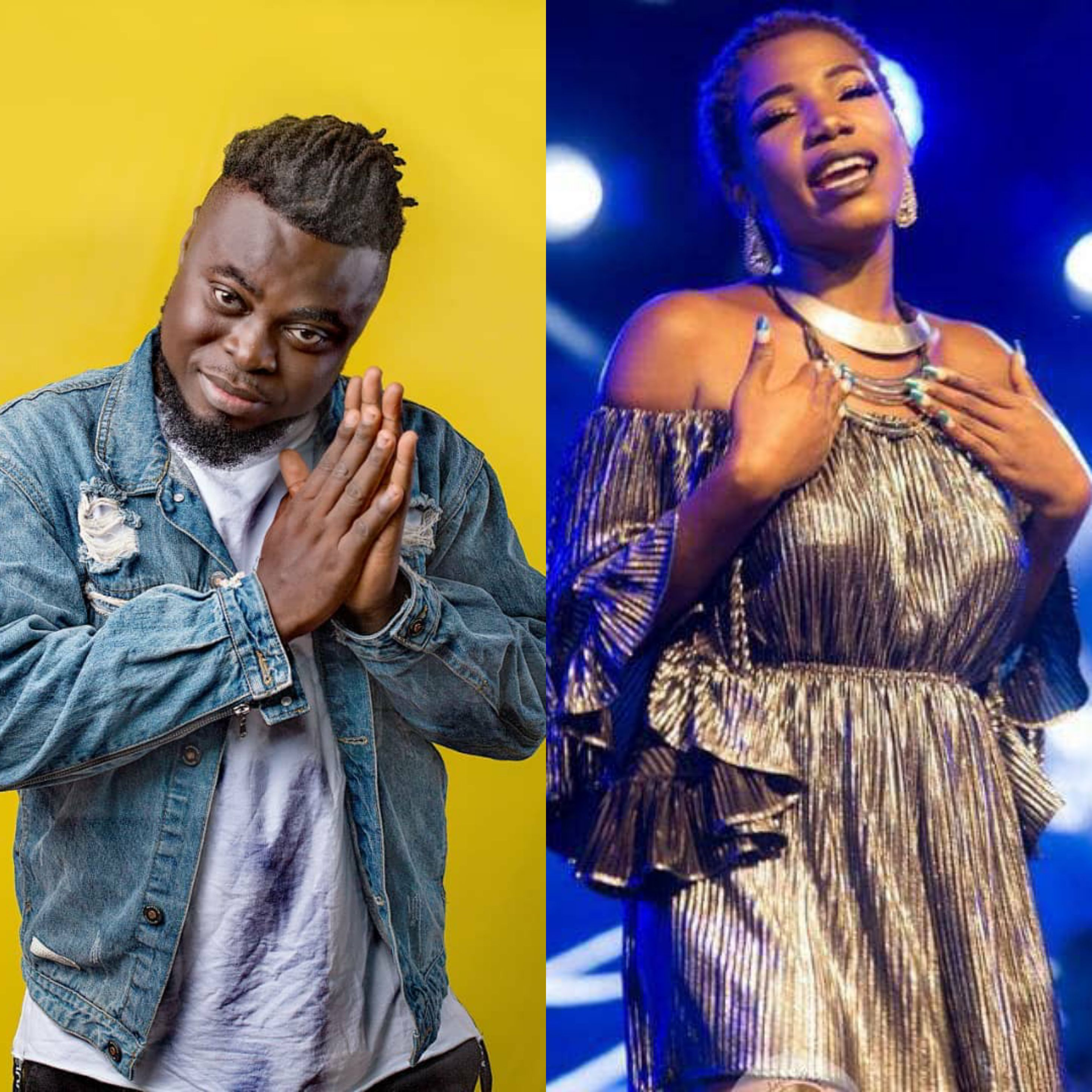 AsaaseGh Allegedly Spotted Fingering JuJu Hitmaker Efe Keyz At Passions Nyt Club
