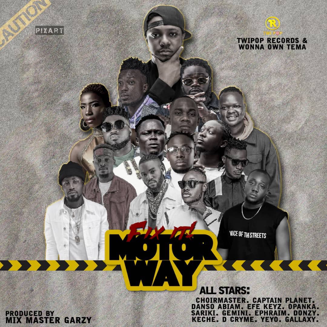 All Stars – Fix It (Tema Motor Way) (Prod By Garzy Mix)