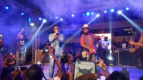 Video + Photos : Sarkodie Performs At Manifest's Manifestivities , Beef Squashed