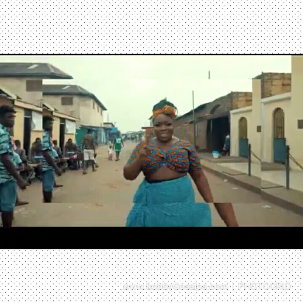 Queen Haizel – Y3med3 (Official Video)