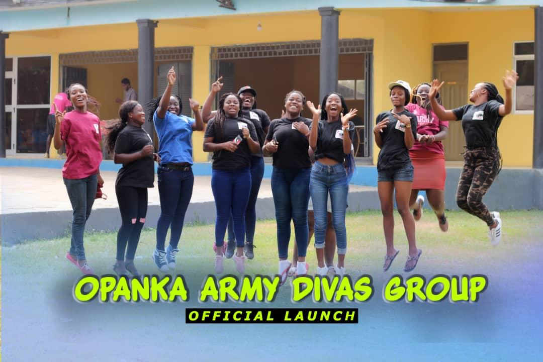 """Opanka Army """"Divas"""" Is Officially Launched"""