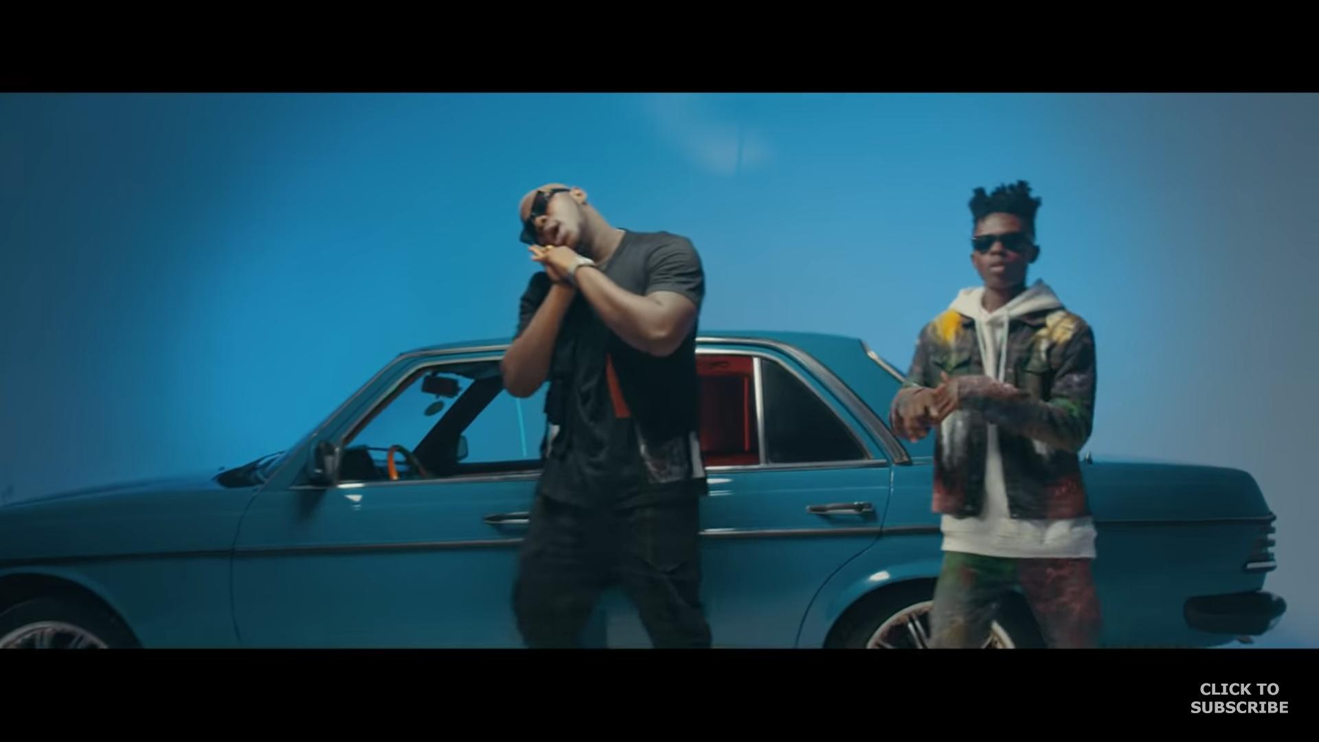 Strongman – Bossu (Feat Medikal) (Official Video)