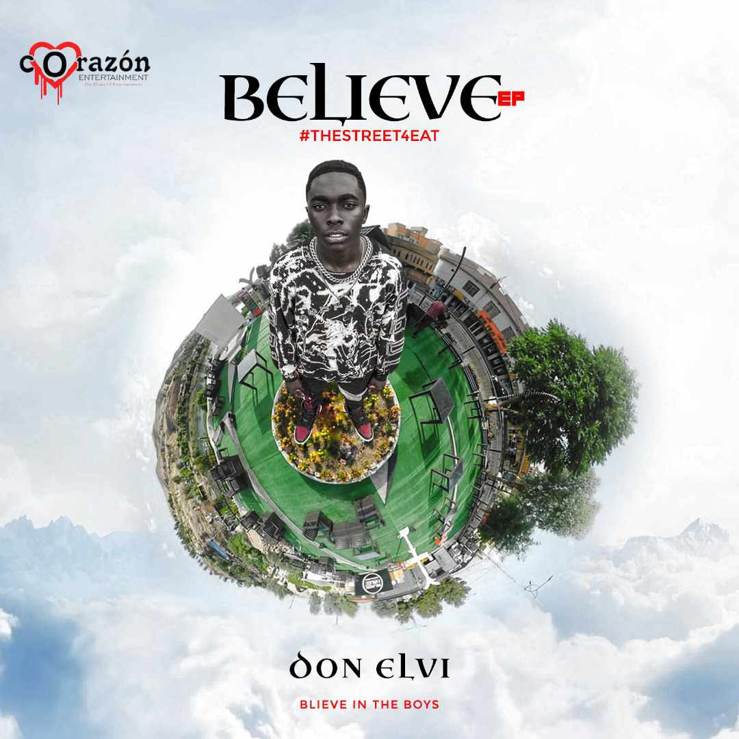 Don Elvi — Believe EP