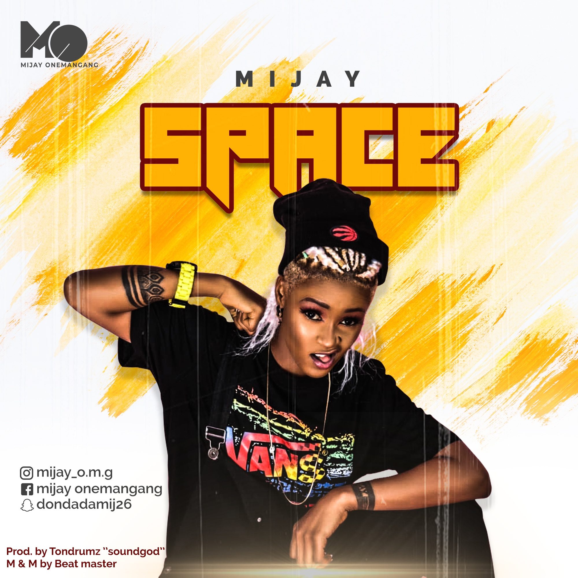 Mijay – Space (Prod by Tondrumz) (Audio+Video)