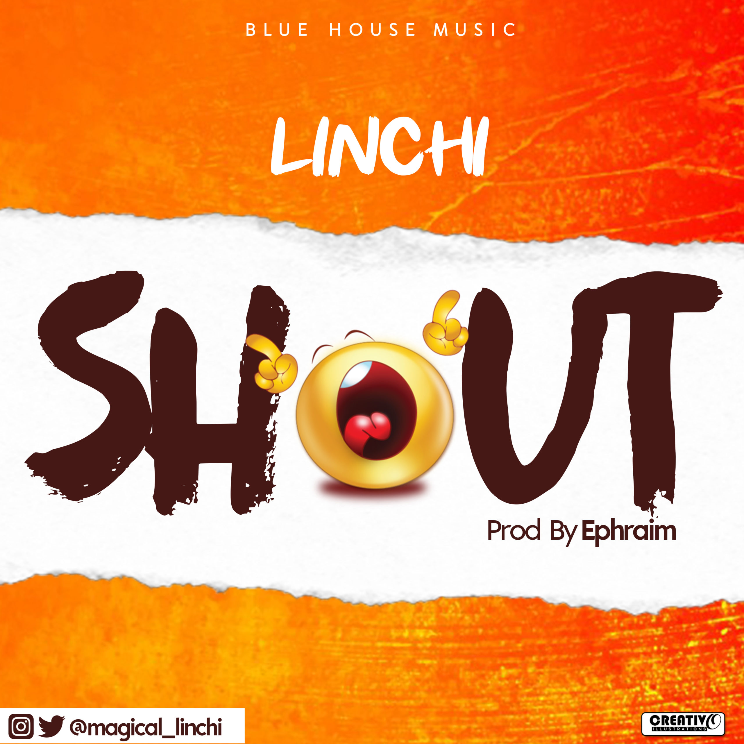 Linchi – Shout (Prod by Ephraim)