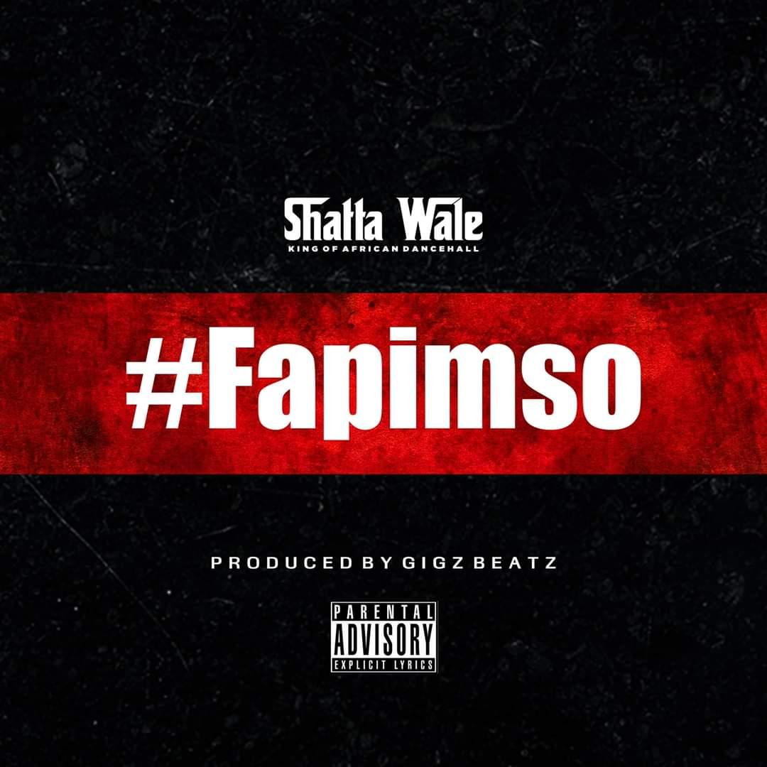 Shatta Wale – Fapimso (Prod by Gigz Beatz)