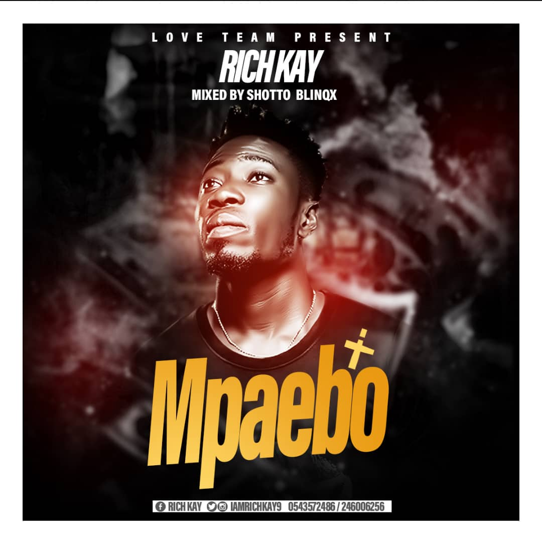 RichKay – Mpaebo (Mixed by Shotto Blinqx)