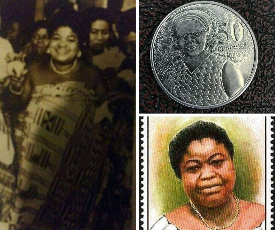 Rebecca Naa Dedei Ayitey: The Lady On Ghana's 50pesewas And An Independence Shero