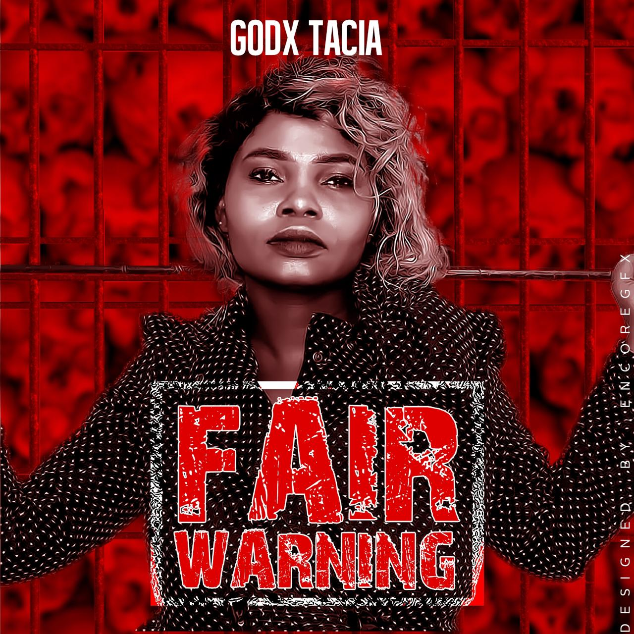 Godx Tacia – Fair Warning (Diss To Eno Barony) Video+Audio