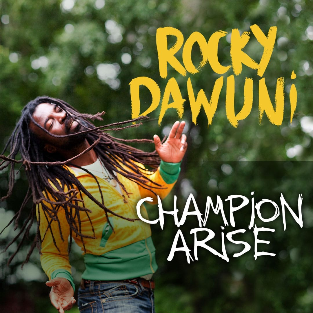 "Rocky Dawuni premiers new video ""Champion Arise"" – WATCH"