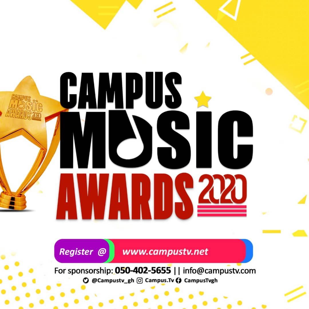 CAMPUS MUSIC AWARDS OPENS NOMINATION FOR SPECIAL EDITION