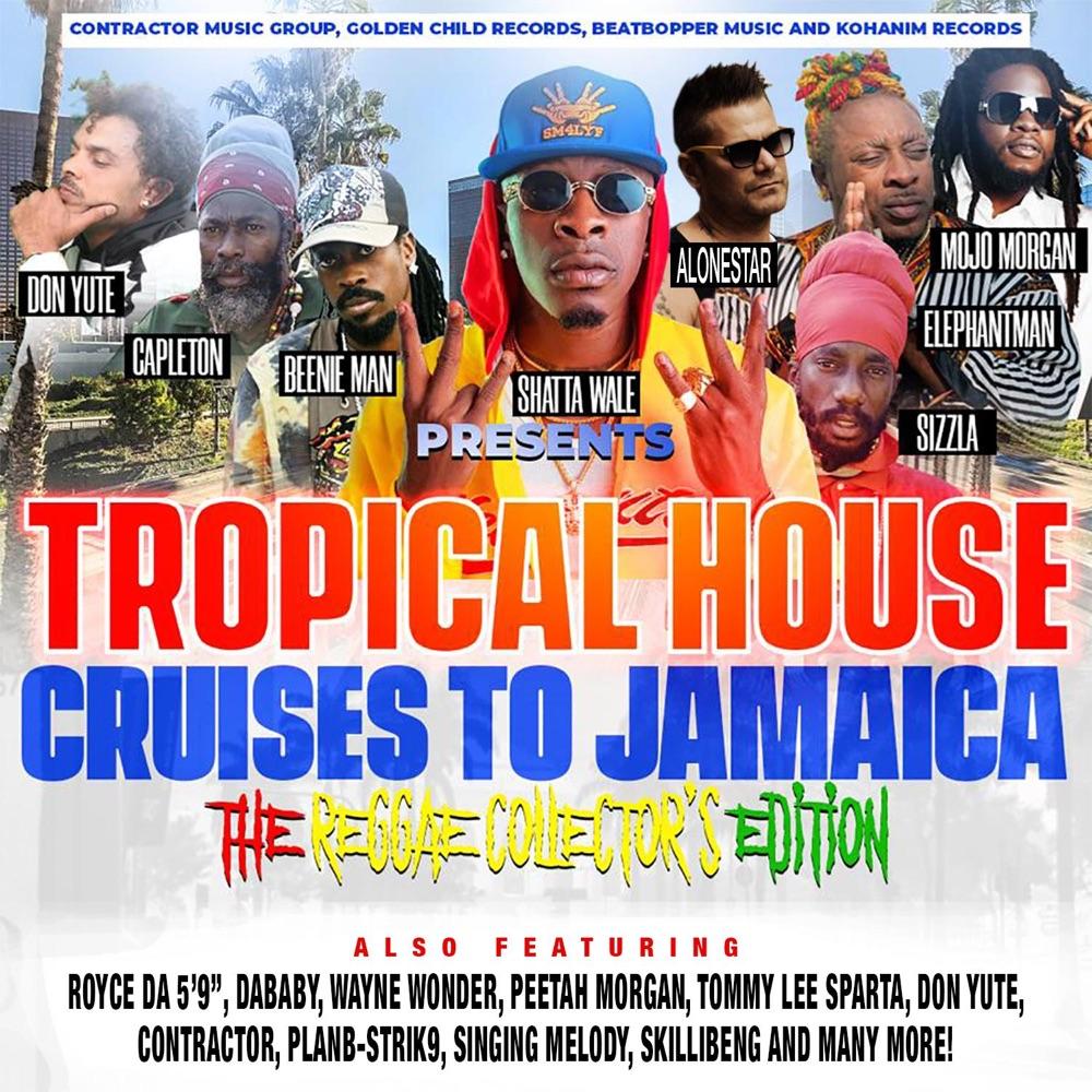 Shatta Wale – Tropical House (Cruises To Jamaica)