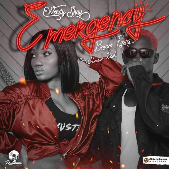 Wendy Shay – Emergency ft. Bosom P-Yung
