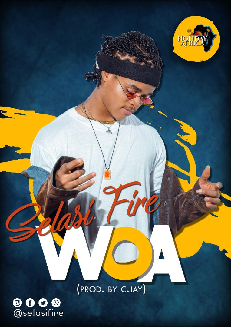 "SELASI Out With New Single ""WOA"""