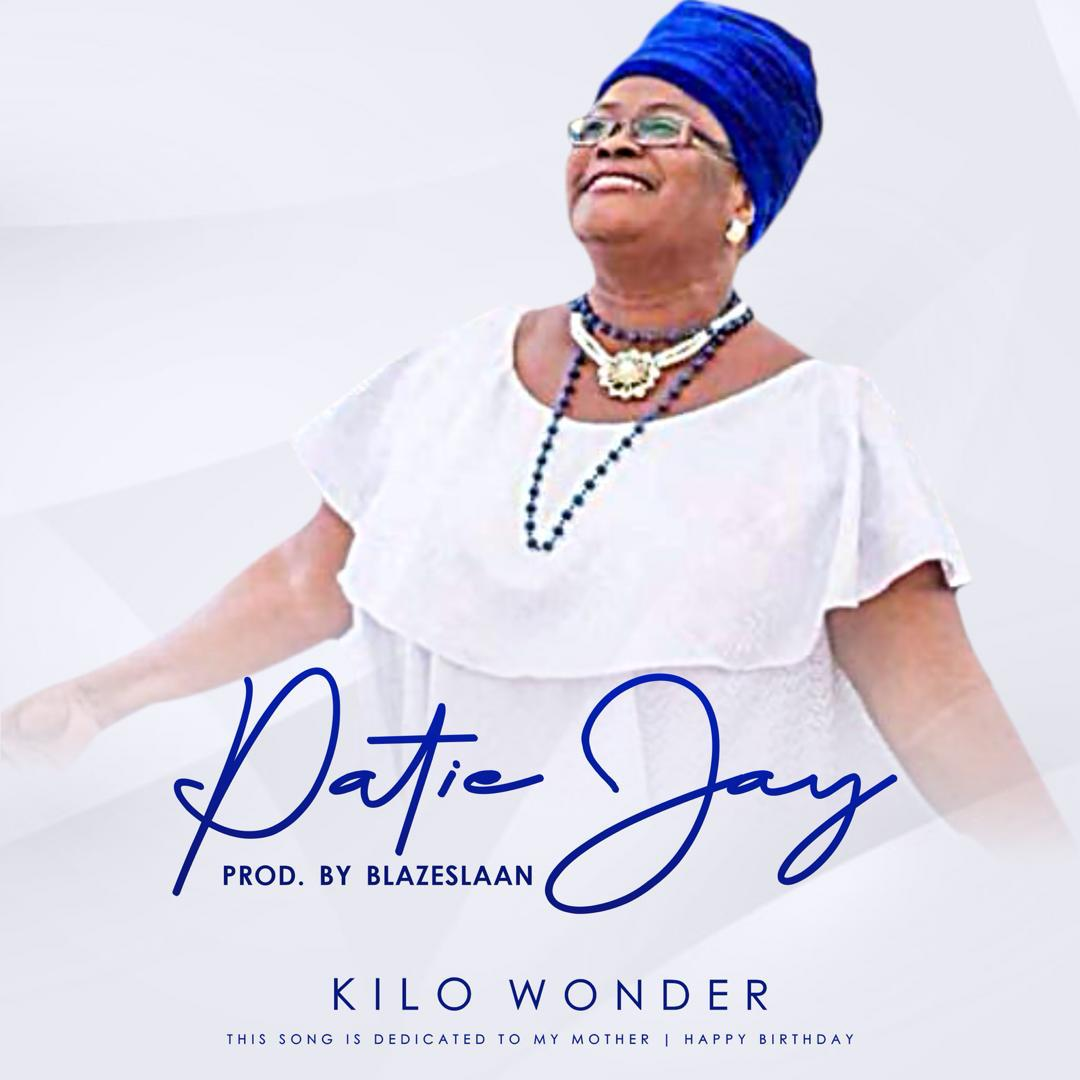 Kilo Wonder – Patie Jay (Prod by Blazeslaan)