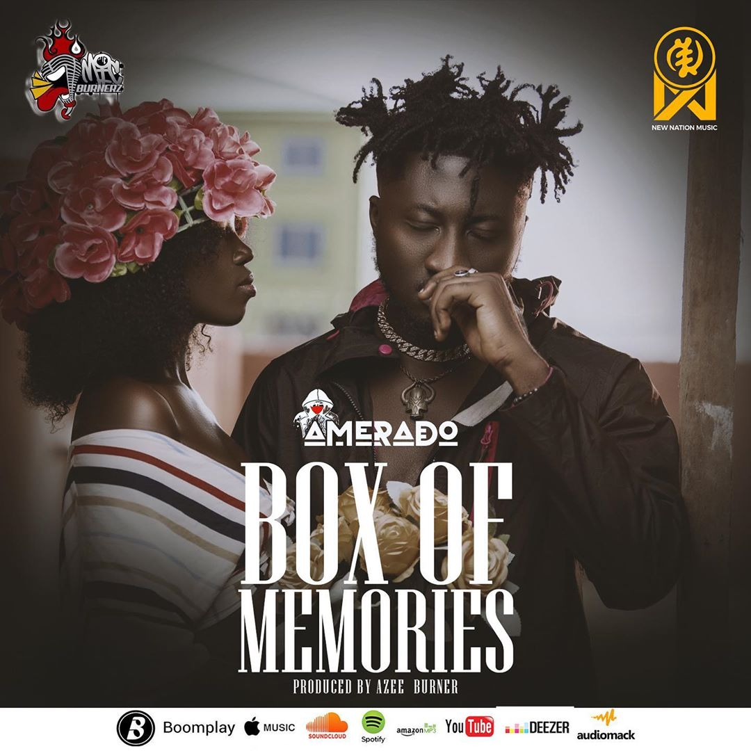 Amerado – Box Of Memories (Prod By Azee Burner)