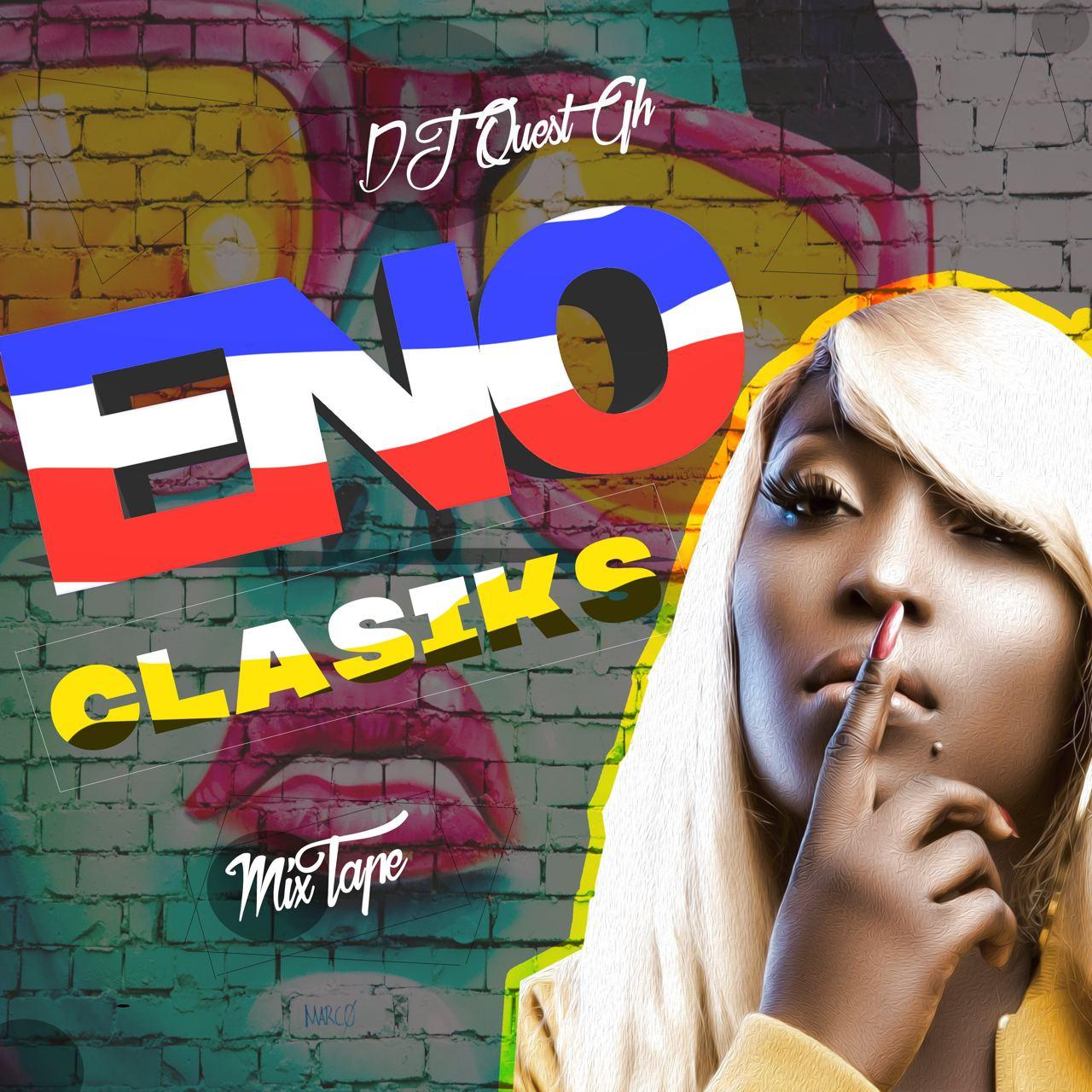 Rapper Eno Barony's Smash Singles Fixed Into One Mixtape By DJ Quest Gh