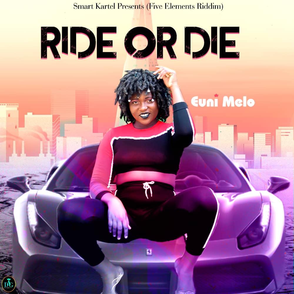 Euni Melo – Ride or Die (five elements riddim) prod by akthebeatz