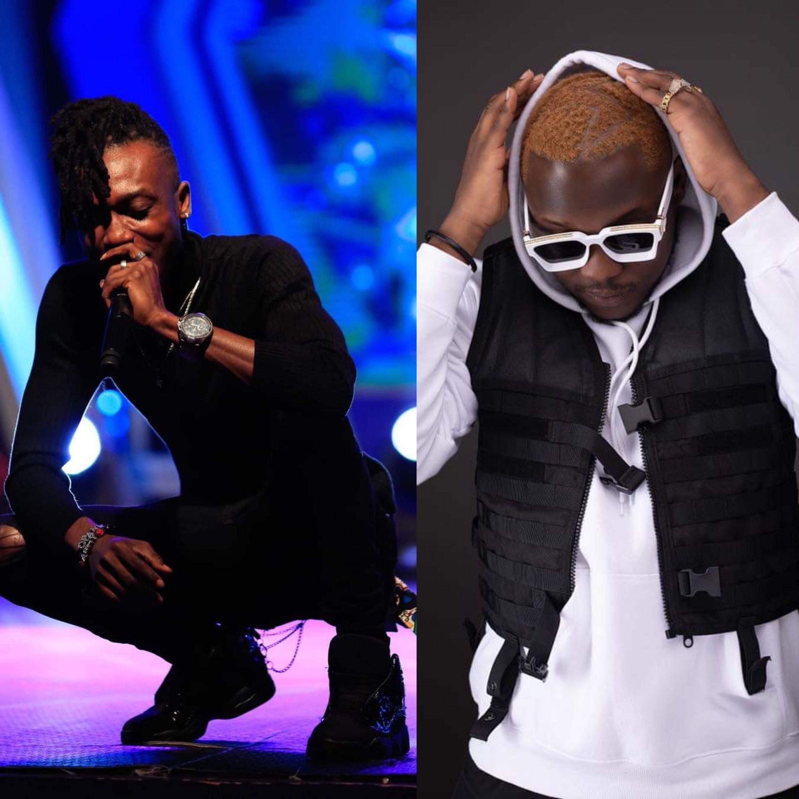 AMG Medikal Calls Opanka As His Boss In The Rap Game ?
