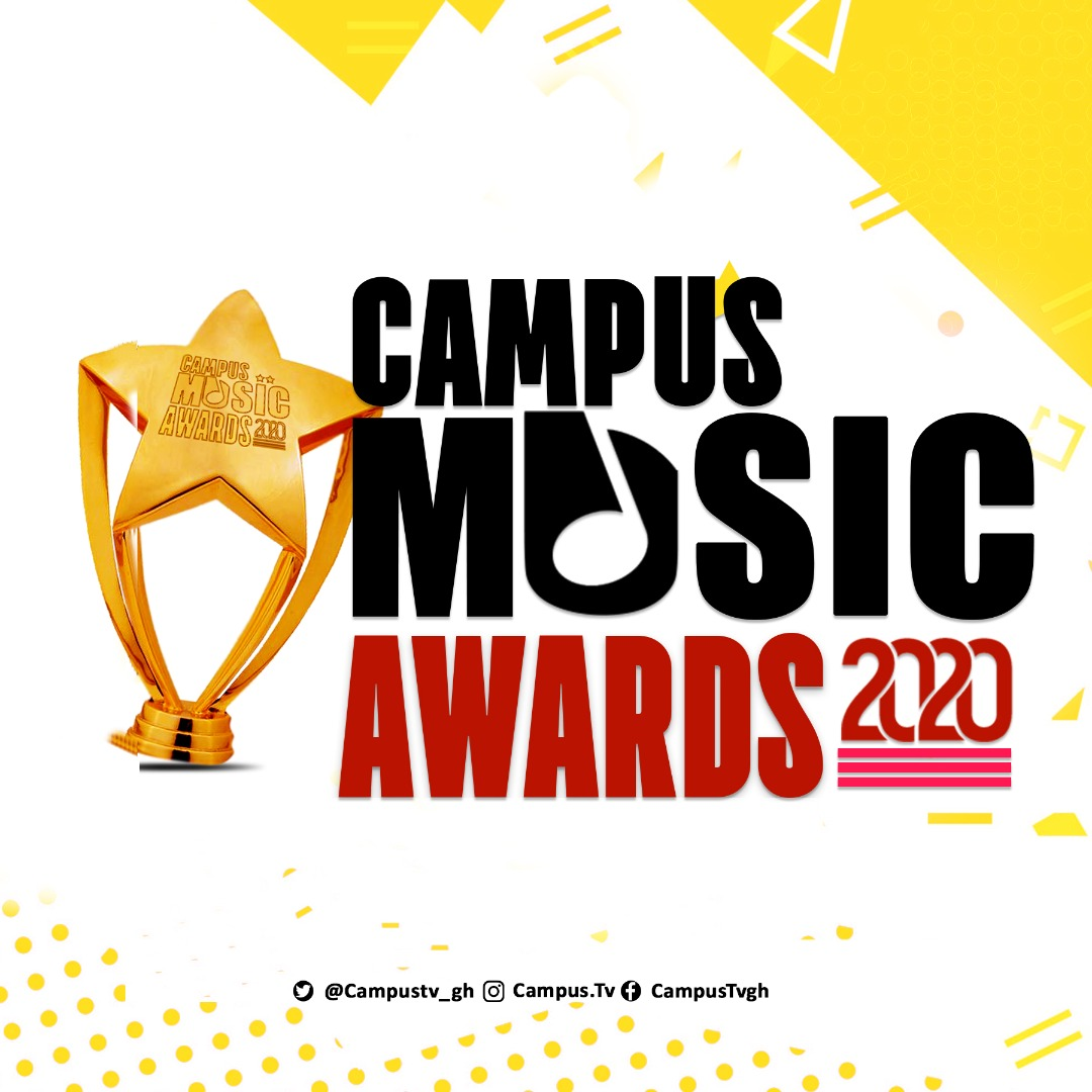 CAMPUS MUSIC AWARDS 2020 NOMINEES LIST UNVEILED