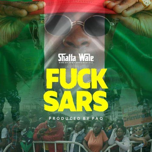 Shatta Wale – Fuck Sars (Prod. by Paq)