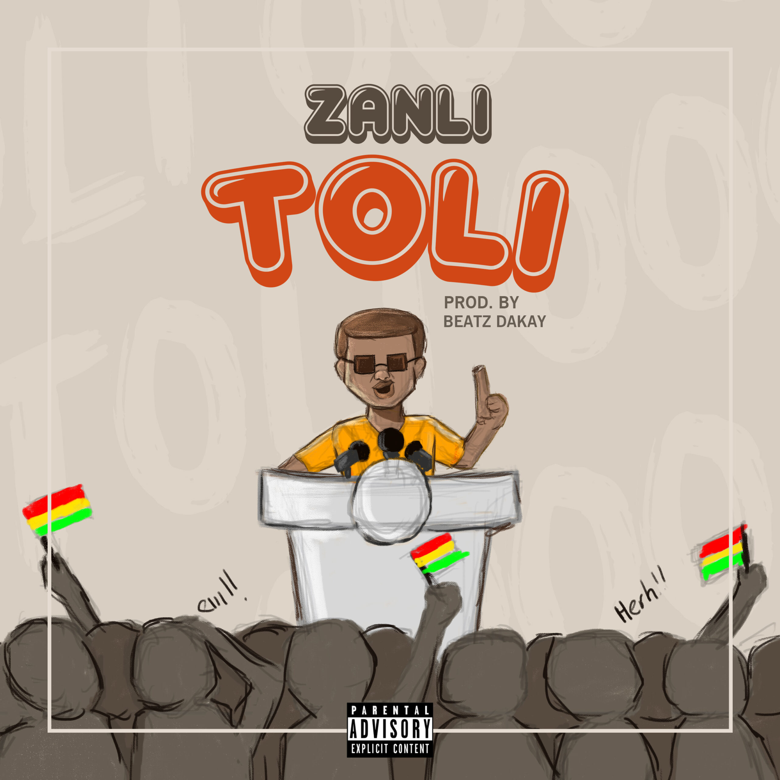 "Zanli Joins ""Save Atewa"" Campaign, Talks Politics On New Song ""Toli"""