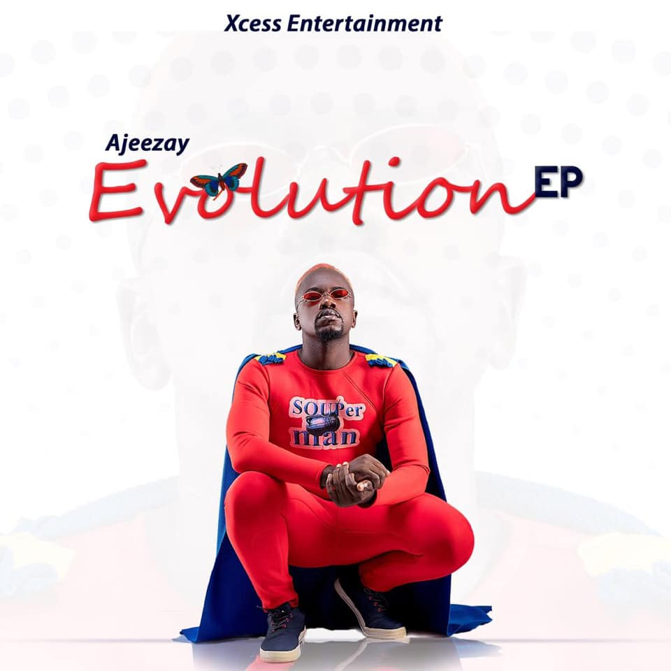 Ajeezay Evolution EP Is Finally Out