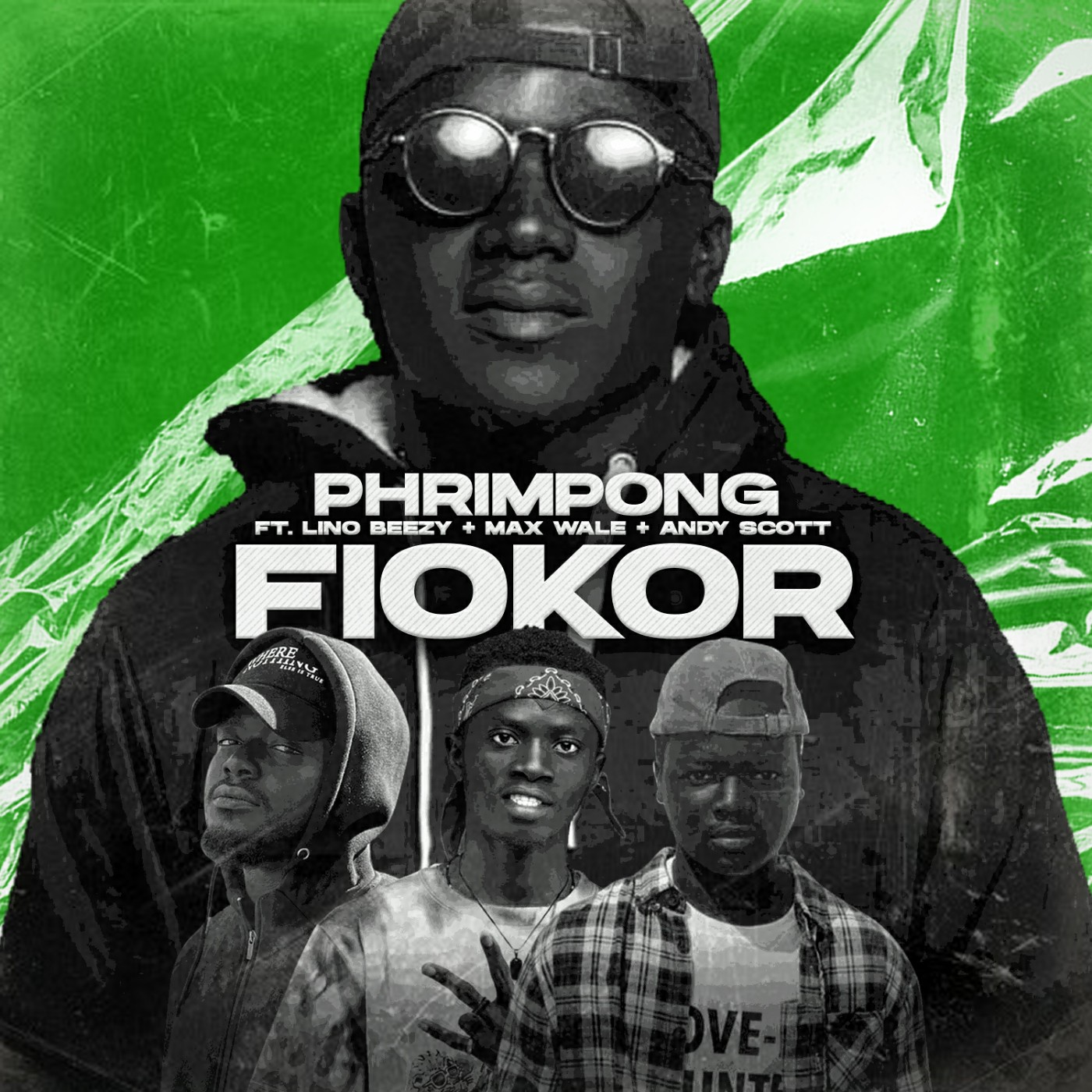 Phrimpong – Fiokor (feat. Max Wale, Andy Scott & Lino Beezy)