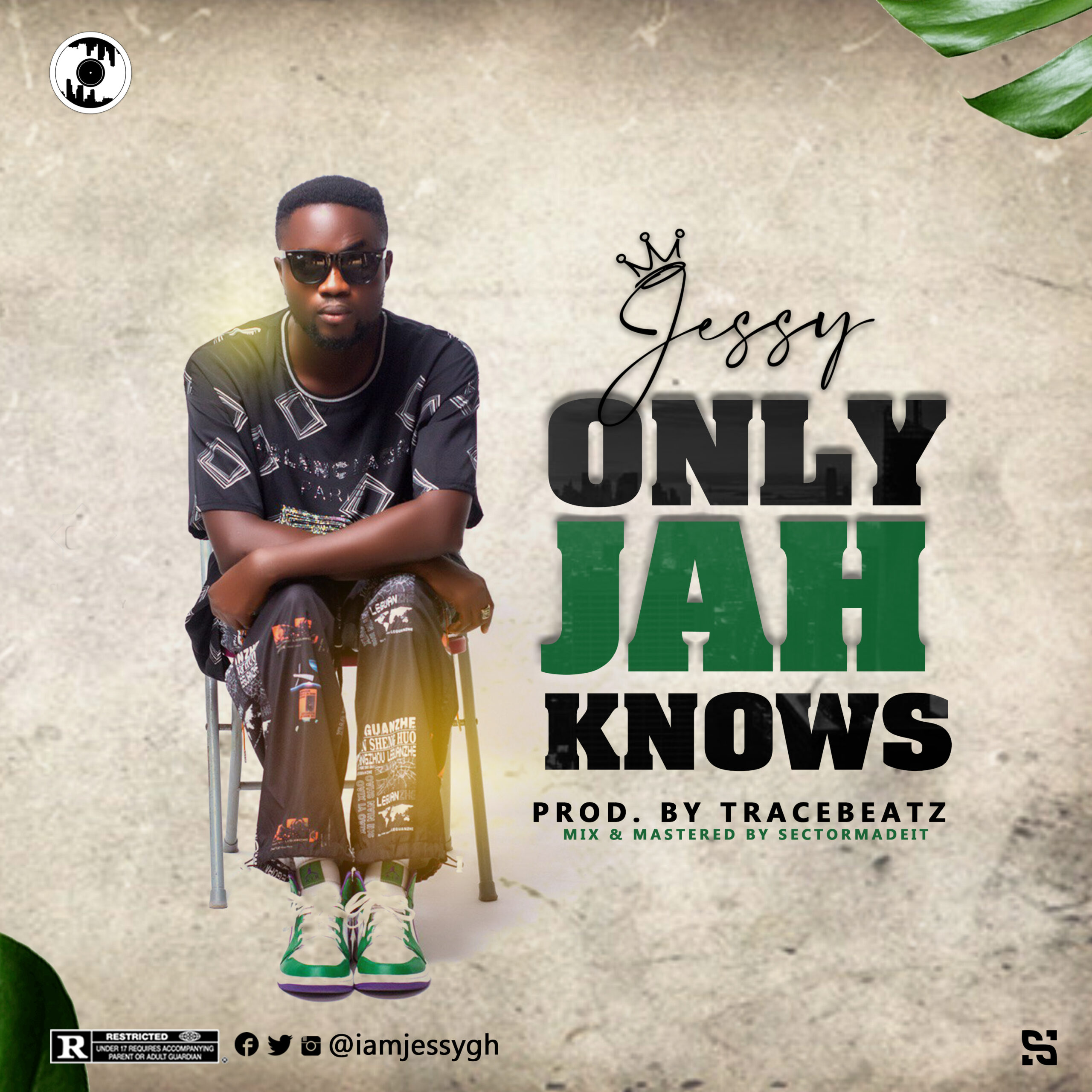 """Jessy Gh To Debut 2021 With New Single """"Only Jah Knows"""""""