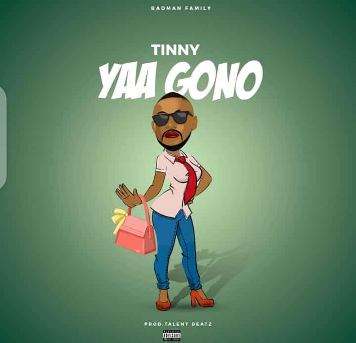 Tinny – Yaa Gono (Ponobiom Diss) Prod by Talent