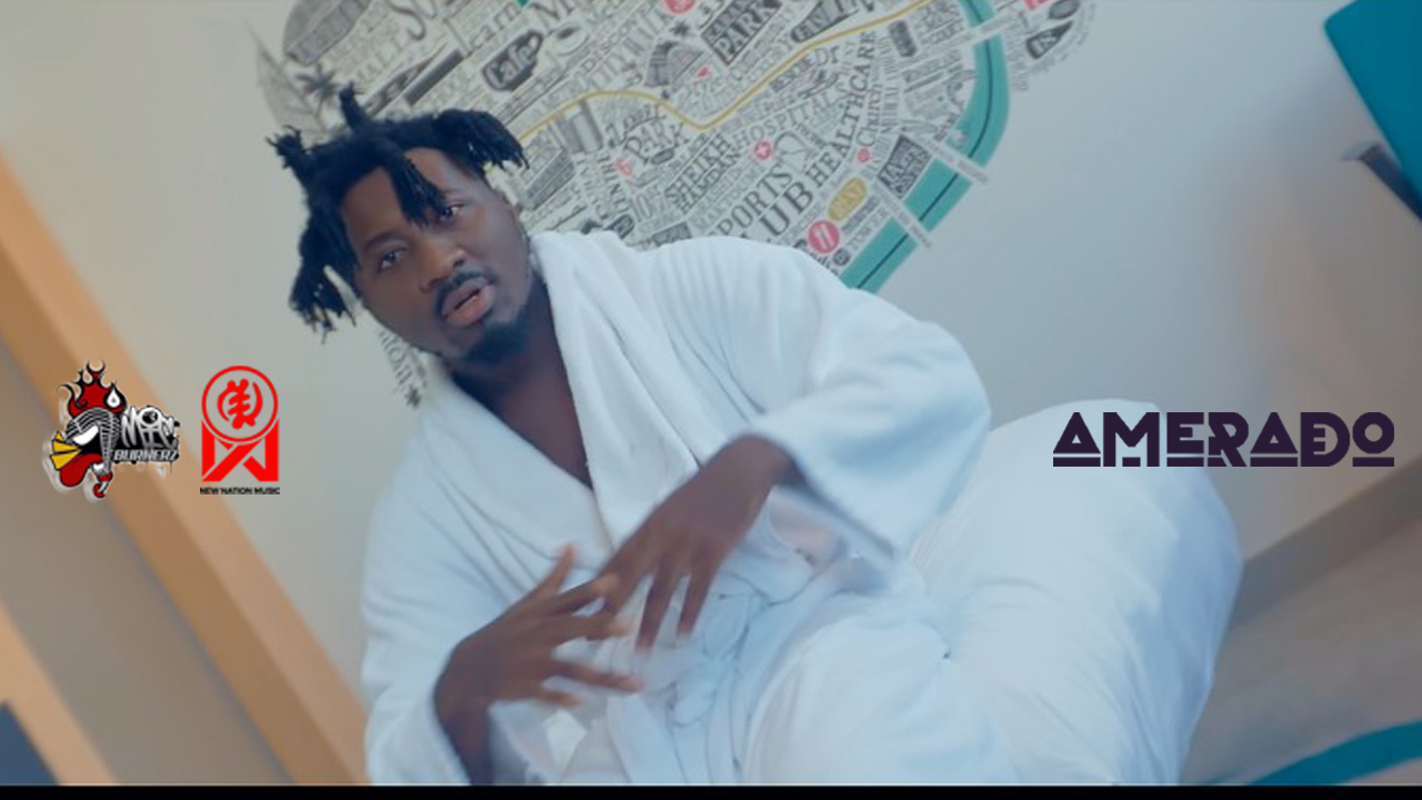 "Amerado Releases New Song Titled ""Me Ho Y3"""