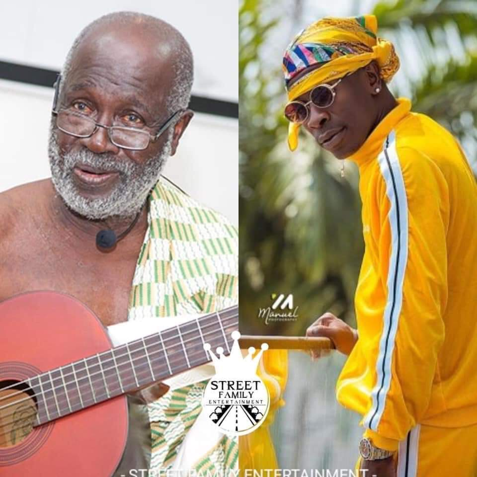 Legendary Agya Koo Nimo Urges Ghanaians To Tone Down On Criticism Of Shatta Wale