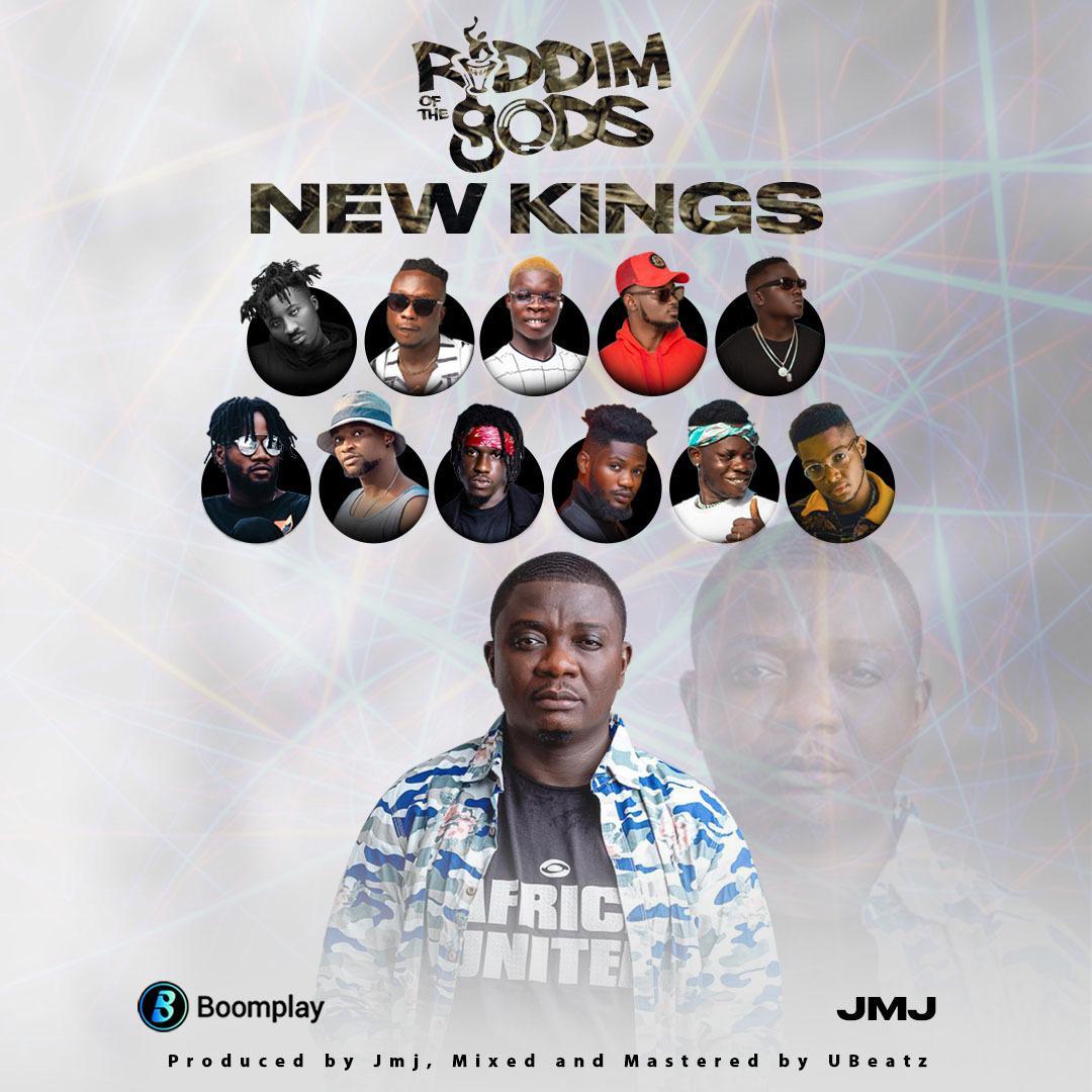 "Producer JMJ Hosts 11 New Rappers On ""Riddim Of The GODS"" Hiphop 2021 Tape – Check Full List"