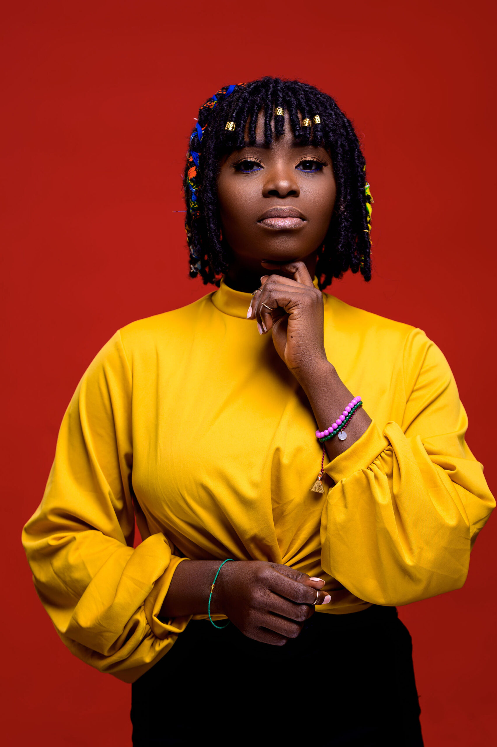 MEET Janaya X, The New Rated Songstress Ready To Take Over Ghanaian Music