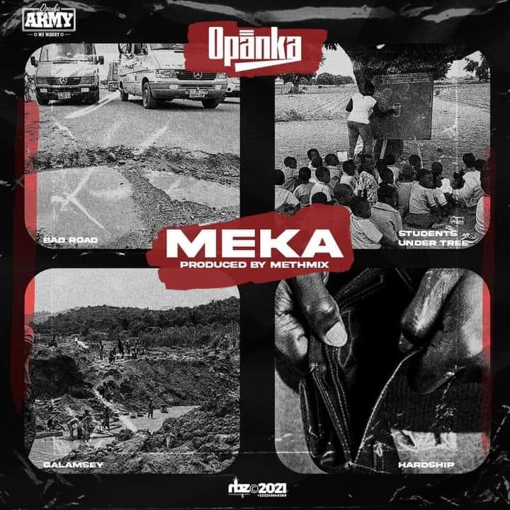 Opanka – Meka (Prod by MethMix)