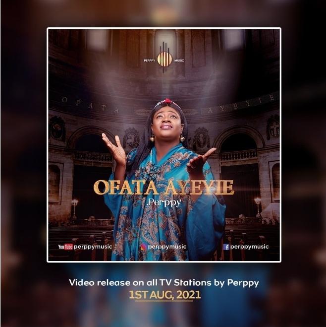 "Sensational Gospel Singer, Perppy Drops Visuals Of ""OFata Ayeyi"""